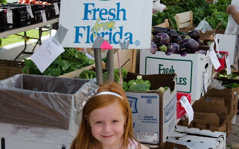 10 Reasons to Shop at a Farmer's Market