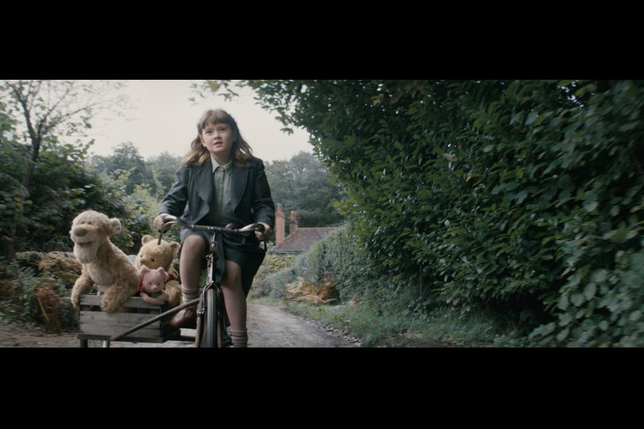 Christopher Robin Official Movie Trailer Happy Family Blog