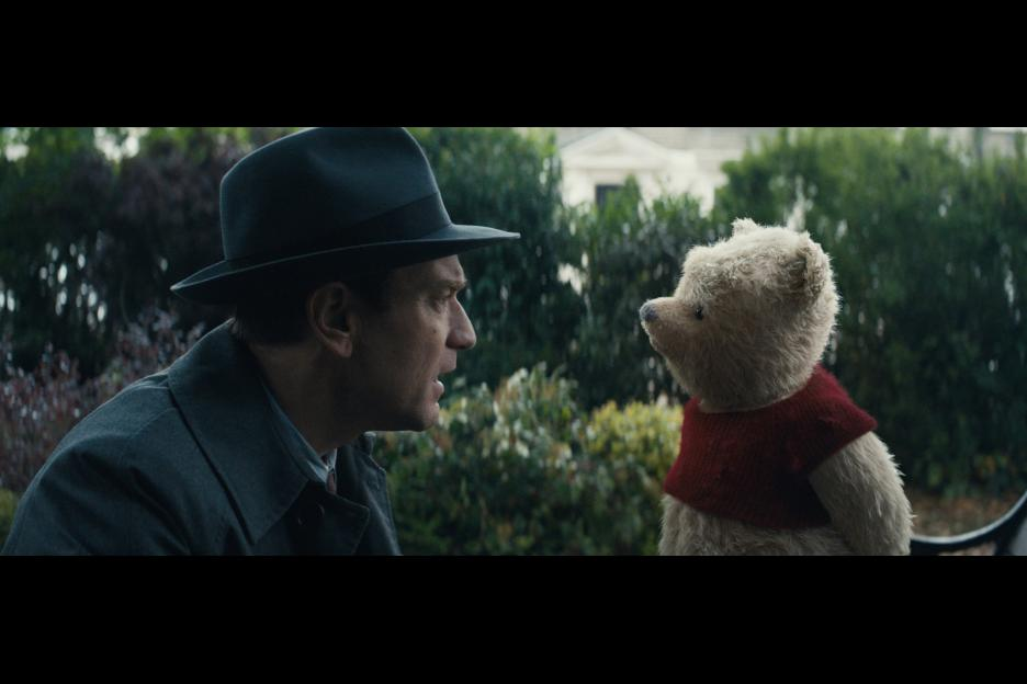 Official Christopher Robin Movie
