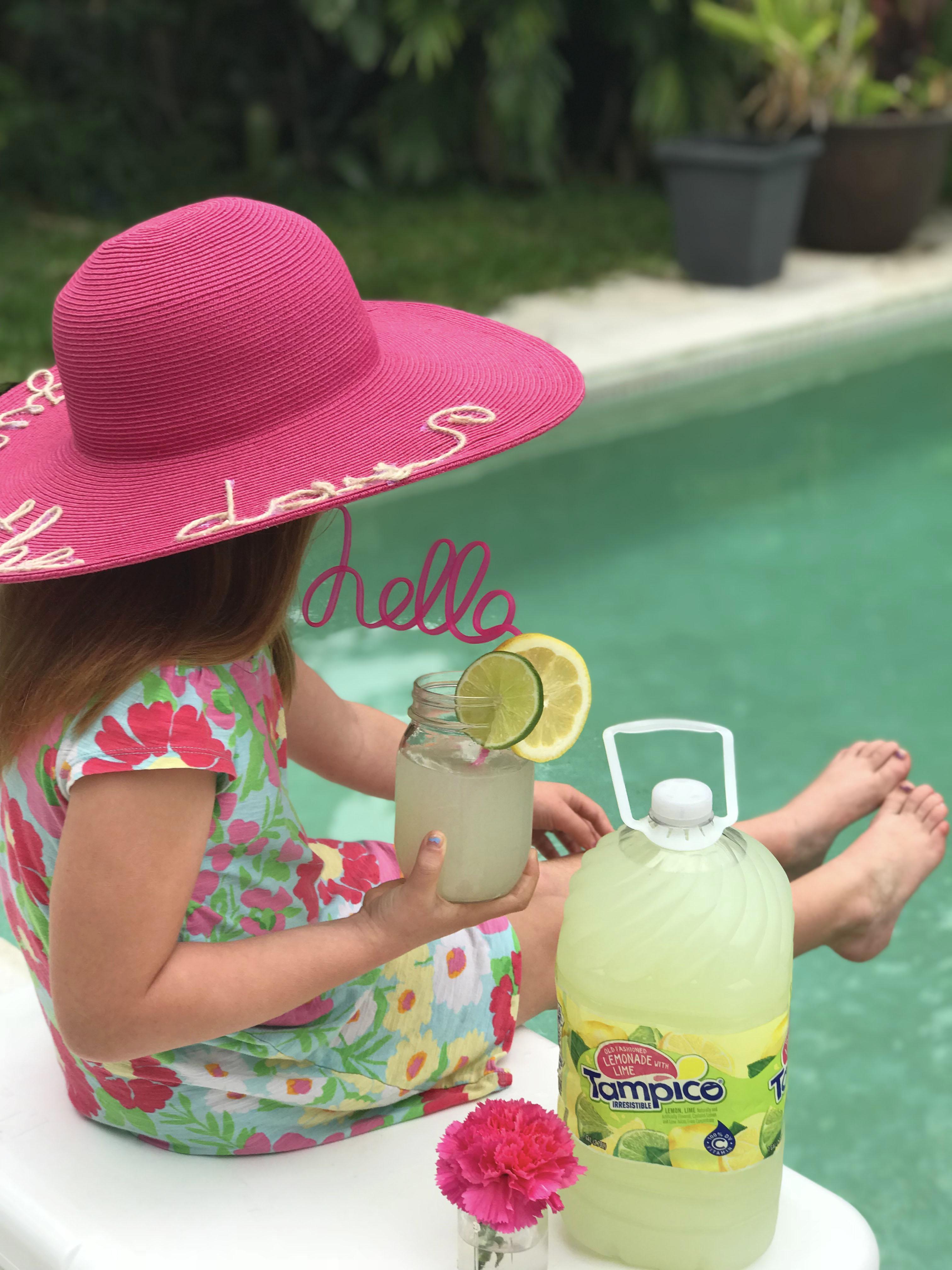 DIY Summer Hat