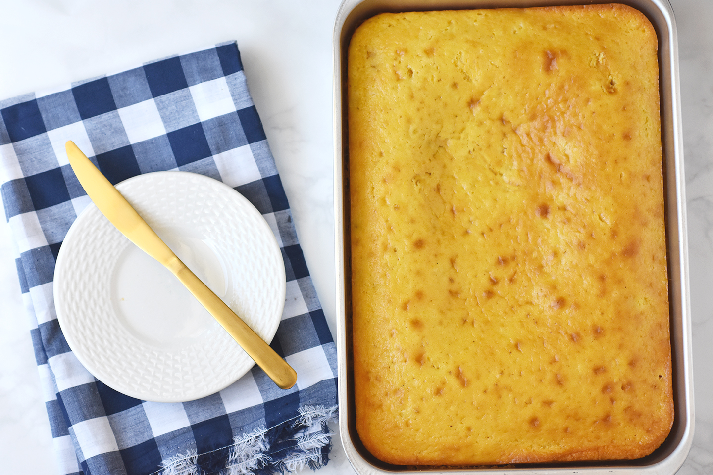 The best sweet cornbread