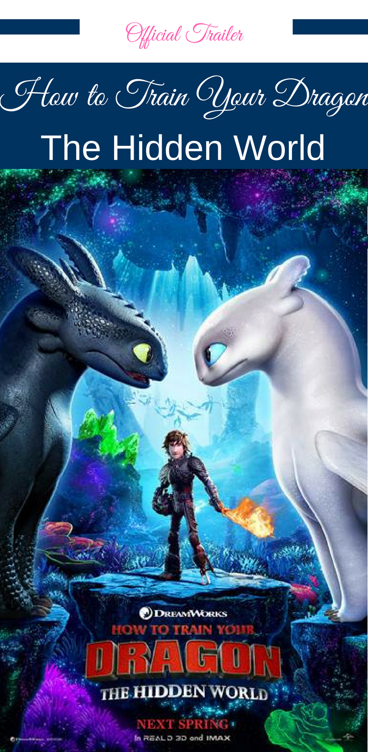 Trailer for How to Train Your Dragon: The Hidden World Movie