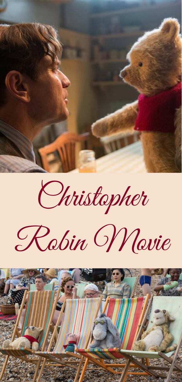 Christopher Robin Movie 2018