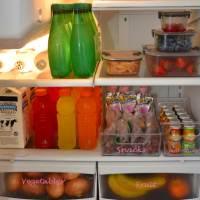 Snack Organization Ideas