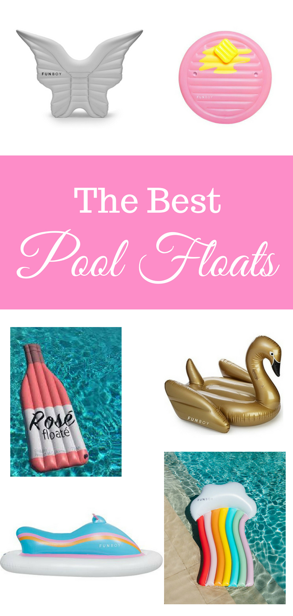 The Best Pool Floats by Happy Family Blog