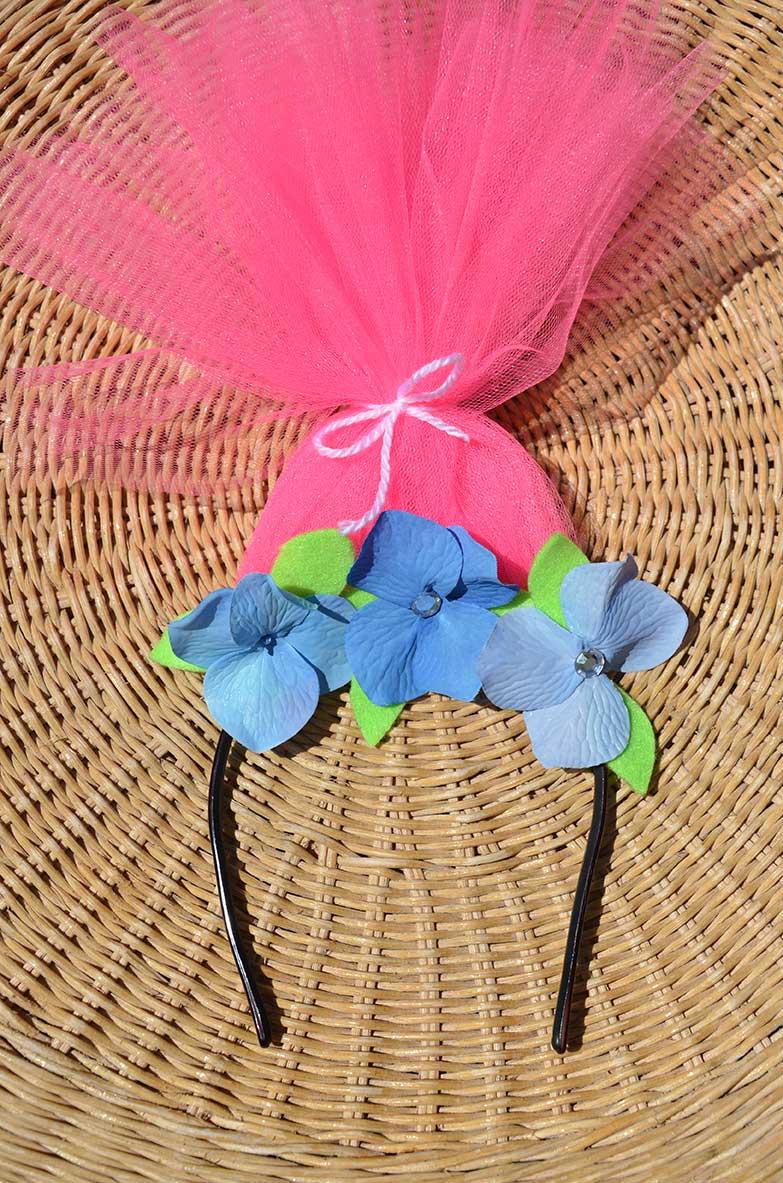 Princess Poppy Headband