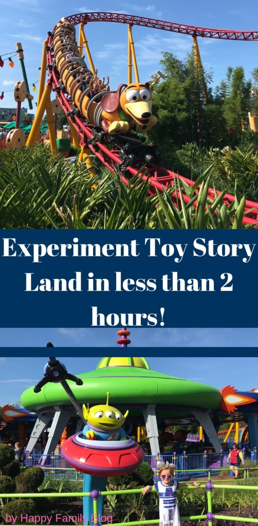 Tips and Tricks for Toy Story Land