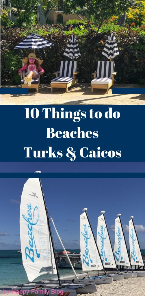 Things to do in Turks and Caicos Beaches