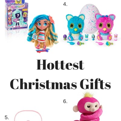Hottest Christmas Toys