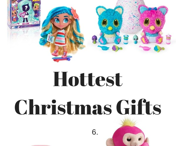 Hottest Christmas Toys
