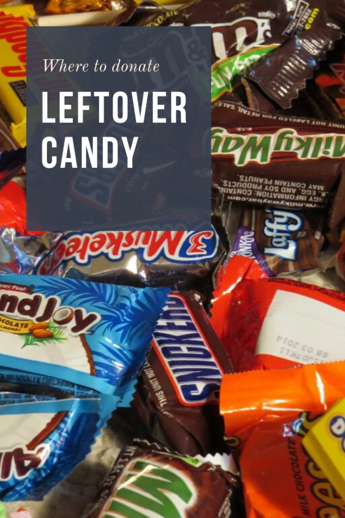 donate halloween candy, candy donations, donate candy to troops, where to donate halloween candy, where to donate halloween candy near me