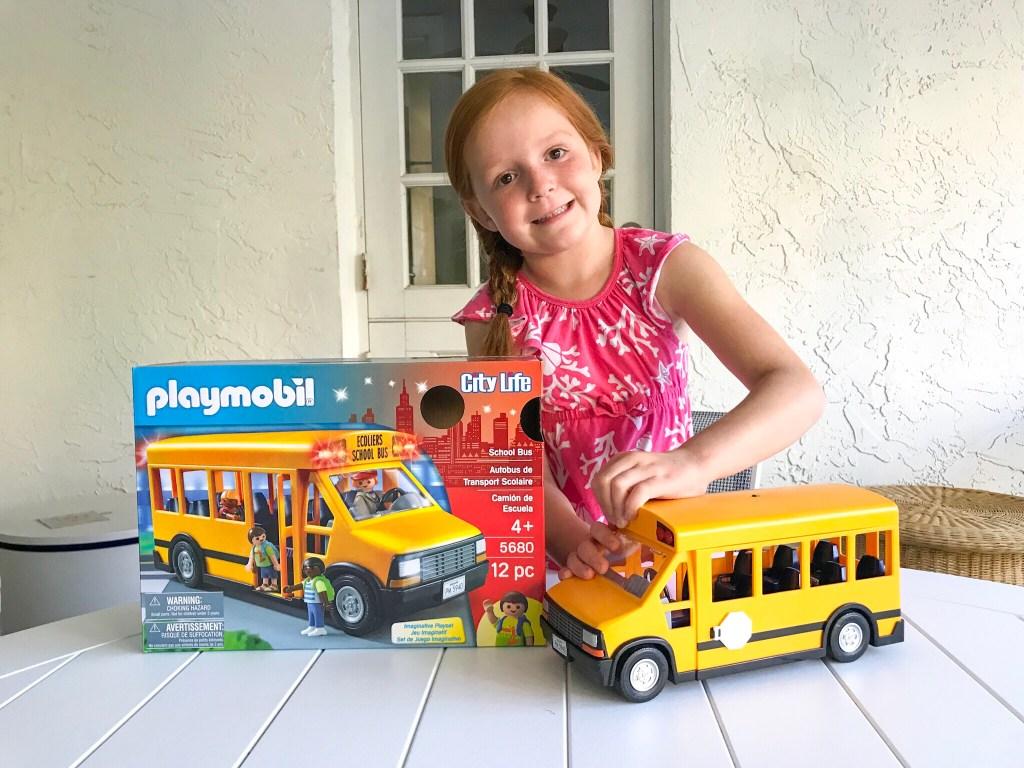 Playmobil school, playmobil school bus, playmobil school set, playmobil take along school