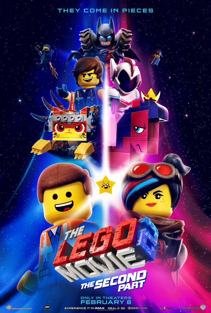 The LEGO Movie 2: The Second Part Review.