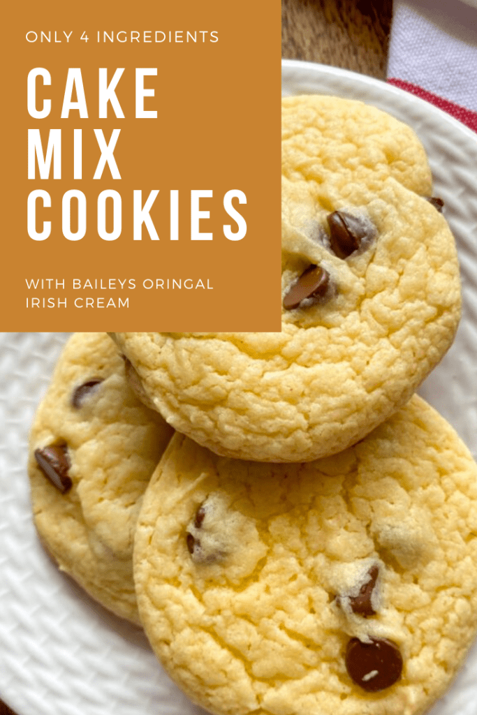 cake mix cookies, cake mix cookie recipe, cookies made with cake mix. cake cookie recipe