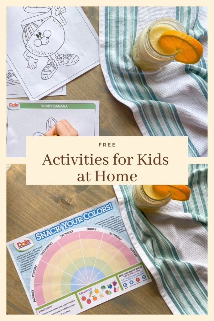 Fun Activities for Kids at Home, Indoor activities for kids at home, Activities for kids to do at home