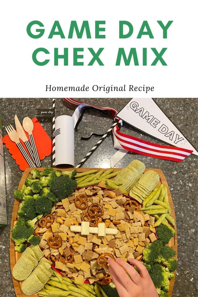 Homemade Original Chex Mix Recipe
