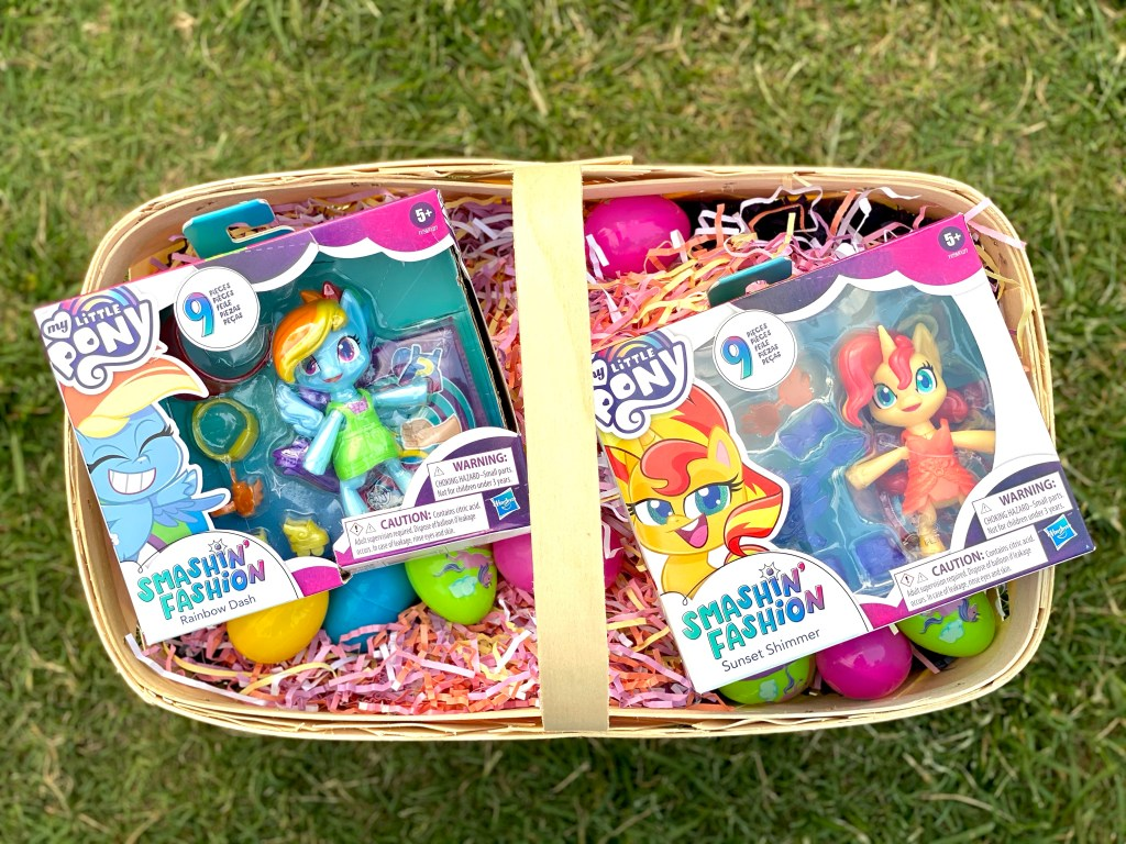 Easter Gift Ideas; My Little Pony
