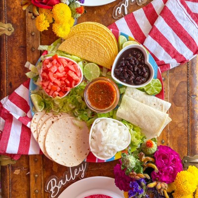 Easy Weeknight Dinners for Kids - Taco Nights
