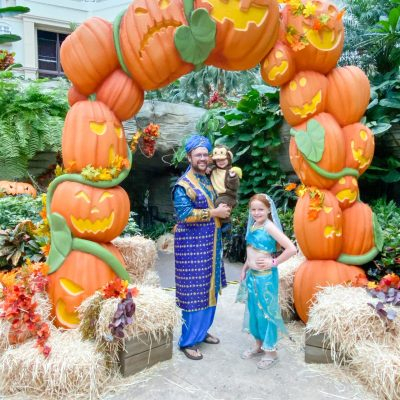 Gaylord Palms Orlando Halloween Events, Goblins & Giggles