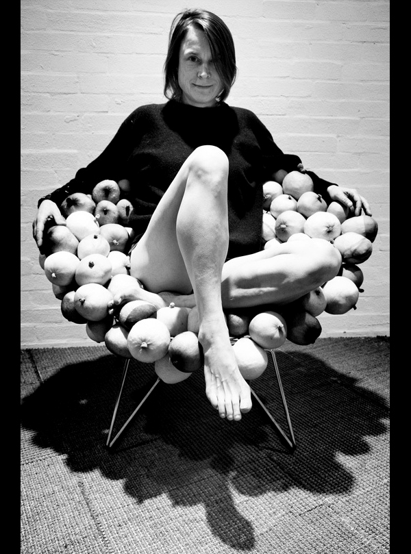 Sarah Lucas Situation Classic Pervery  Happy Famous Artists