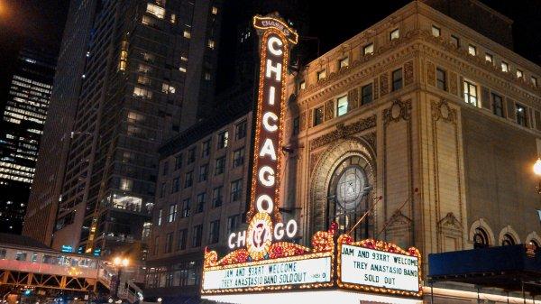 Trey Anastasio Chicago Theatre Happy Fan Chat