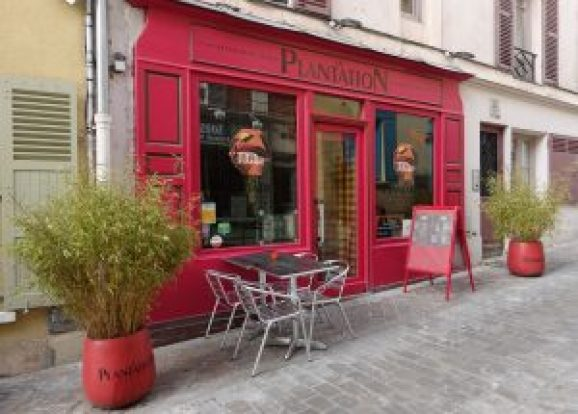 Marly le Roi restaurant