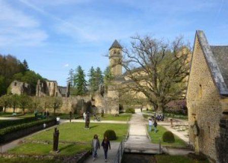 Jardins de l'Abbaye d'Orval