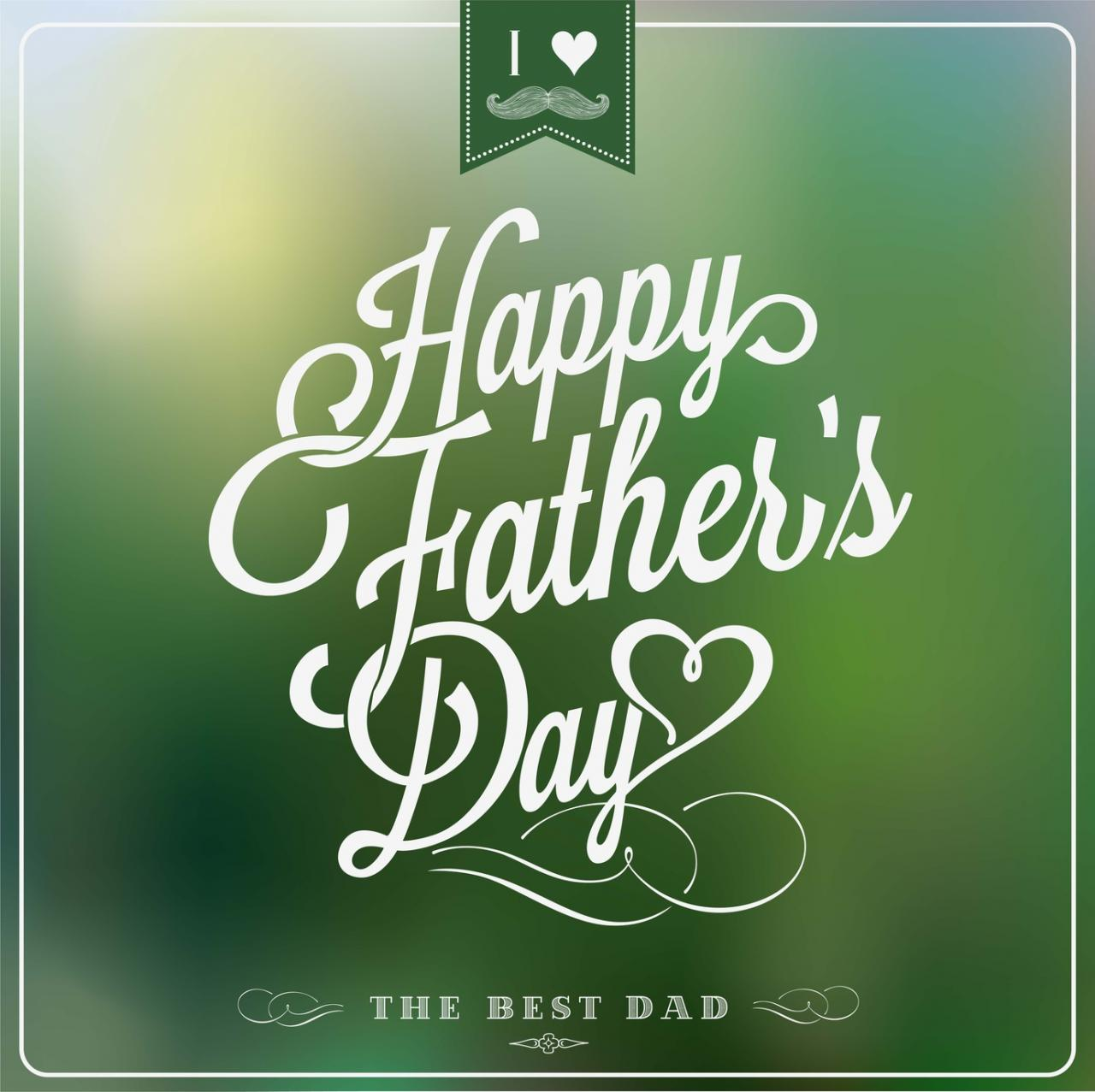 happy fathers day 2019