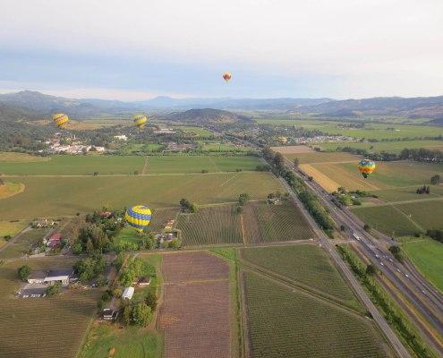 views of napa
