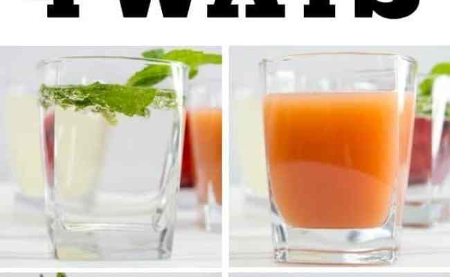 3 Ingredient Vodka Drinks 4 Simple Mixed Vodka Drinks
