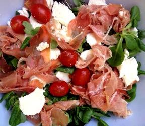 & on continue avec nos big salades...