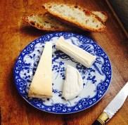 Mon assiette de fromage : cantal, cabécou & caprice des dieux :)