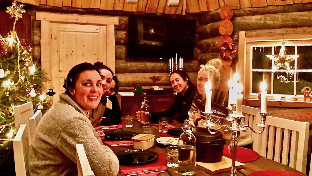 Aurora Dinner, 3 hours