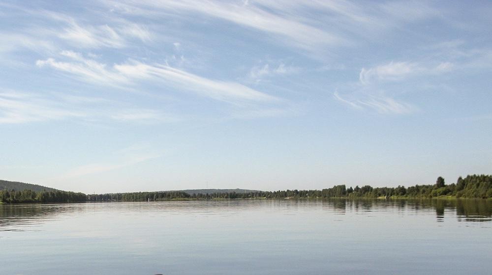 Happy-Fox-Boat-Trip-to-the-Ounasjoki-river-river-wiev