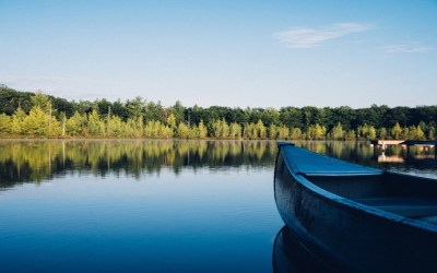 Canoe Trip to the Ounasjoki River, 3 hours