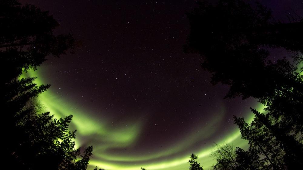 Happy-Fox-Northern-Lights-Hunt-in-hot-tube-and-a-log-sauna-winter-aurora2