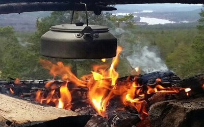Finnish Picnic by Open Fire, 2,5 hours