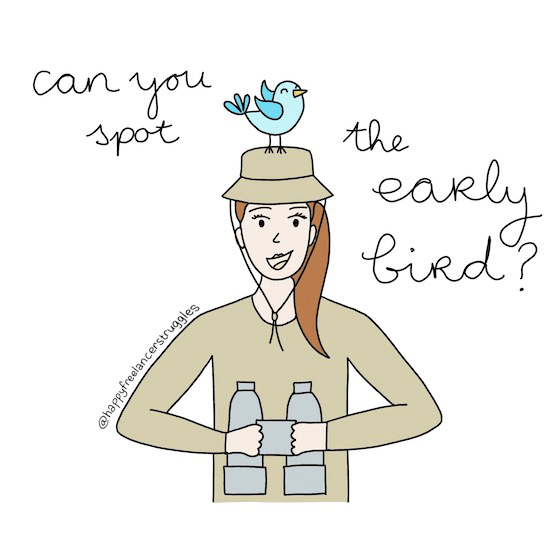 Early Bird_Happy Freelancer_Compressed
