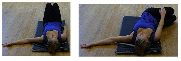 Trunk Rotation stretches