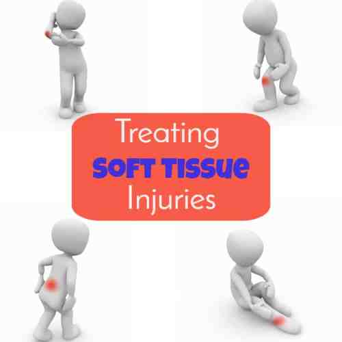 Treating soft tissue injuries