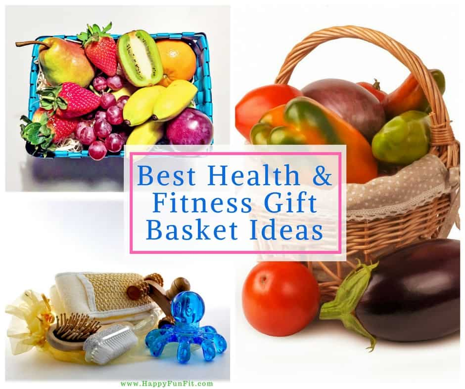 Best Health and Fitness Gift Basket Ideas - Perfect for a Fitness Nut !!!
