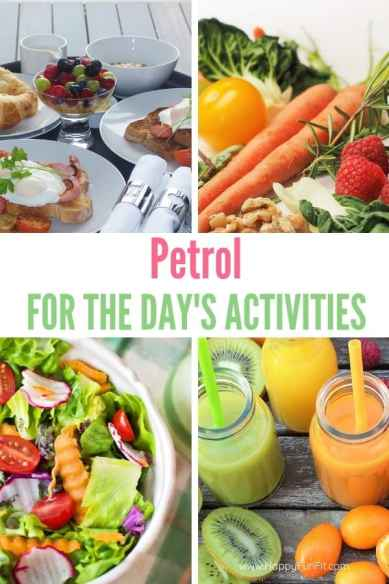Petrol For The Day's Activities Need your fuel to get your body through the day #healthy #healthyeating