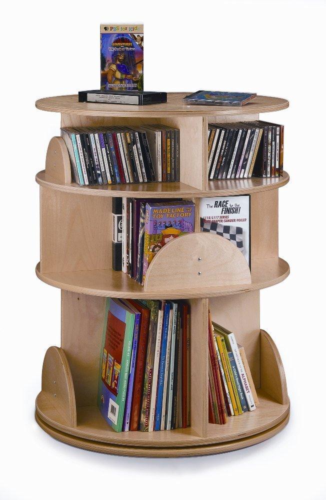 Cool, Fun And Unique Bookcases For Children