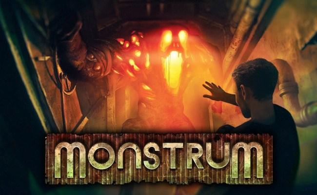 Team Junkish Launches Survival Horror Monstrum On Consoles