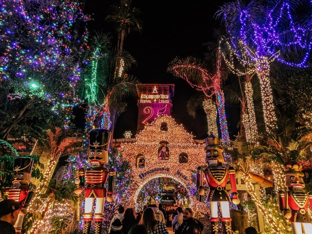 Mission Inn Festival of Lights + How to Go Behind the Scenes!