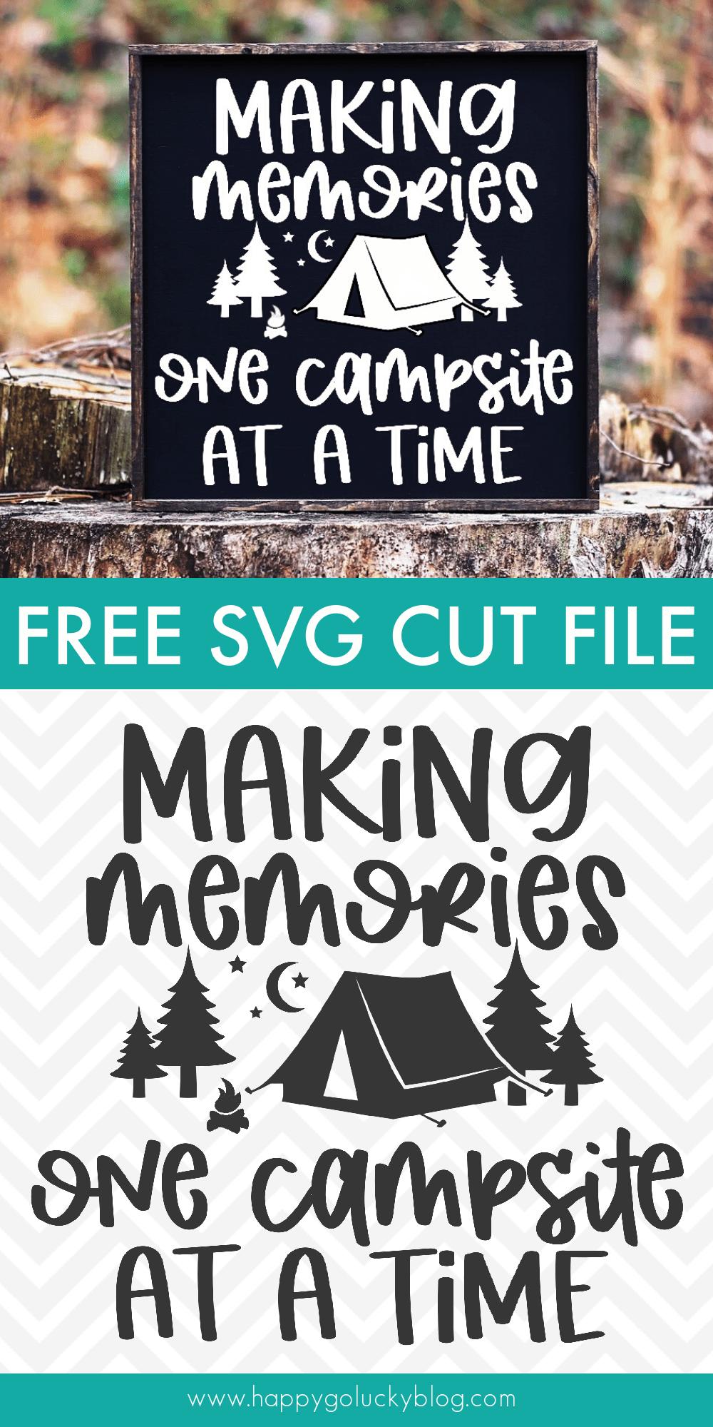 The Happy Camping SVG Bundle - CraftBundles