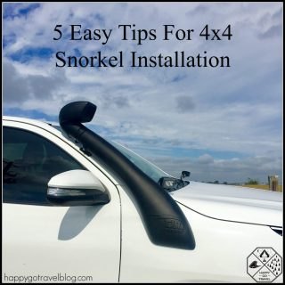 5 Easy Tips For 4x4 Snorkel Installation | TJM snorkel on Toyota Fortuner