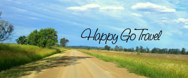 Work with Happy Go Travel | Outback NSW dirt road
