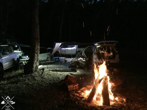 The Victorian High Country Camping