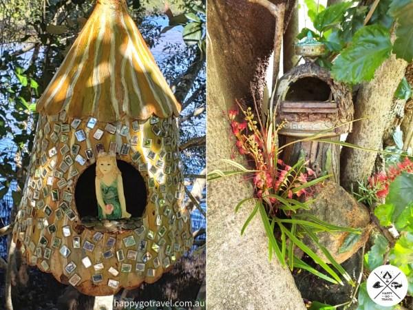 Brunswick Heads Fairy Trail For Kids - fairy houses